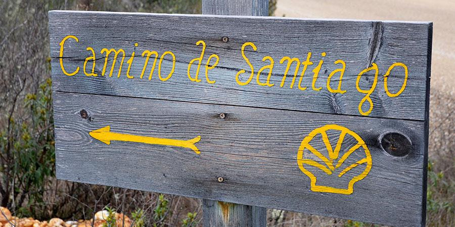 Pilegrimsvandring til Santiago de Compostela
